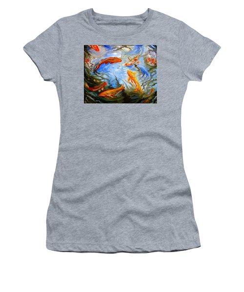 Fish Reflections Women's T-Shirt