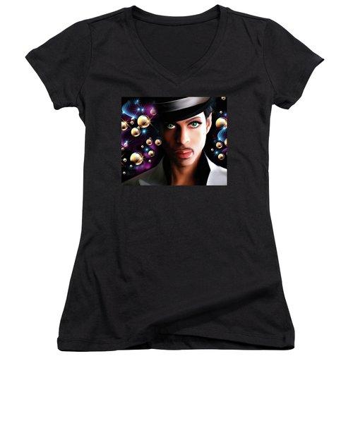 Never Forgotten Women's V-Neck T-Shirt