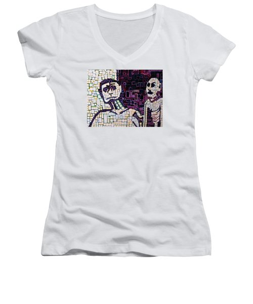 Lost Boys Women's V-Neck