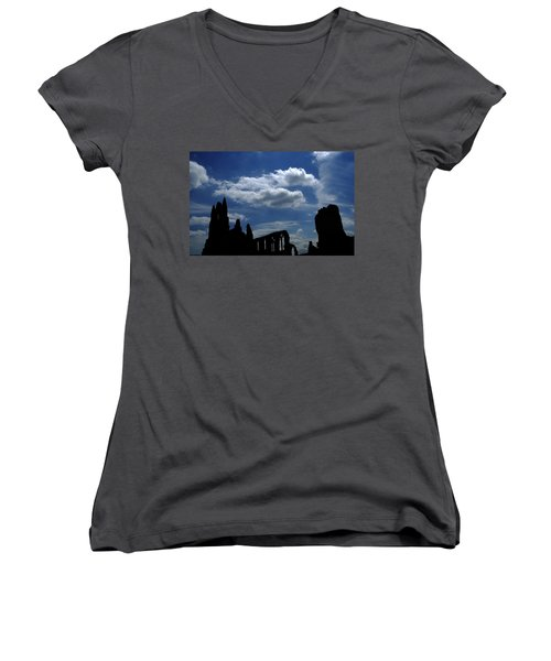 Abbey Skyline Women's V-Neck
