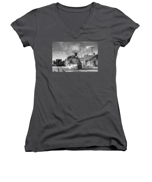 Morning Special Women's V-Neck (Athletic Fit)