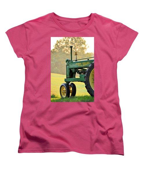 Resting Women's T-Shirt (Standard Cut) by JD Grimes