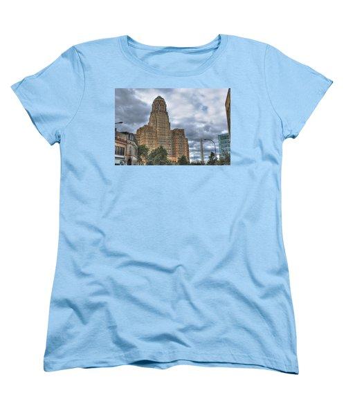 Women's T-Shirt (Standard Cut) featuring the photograph Piercing The Heavens by Michael Frank Jr