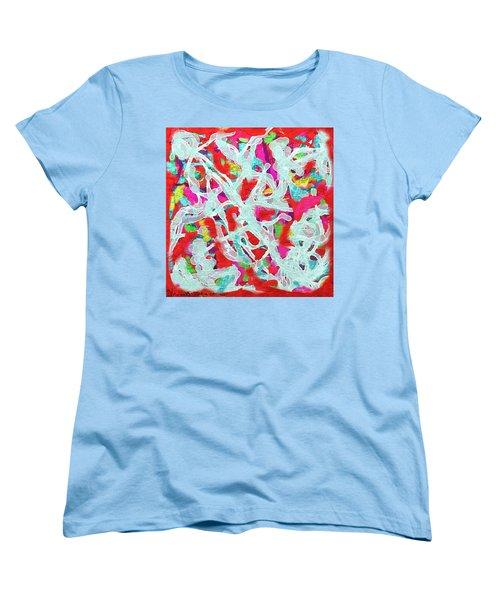 Women's T-Shirt (Standard Cut) featuring the digital art Sexy by Vannetta Ferguson