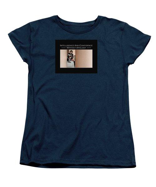 Kellie Peach 11-229 Women's T-Shirt (Standard Cut) by David Miller