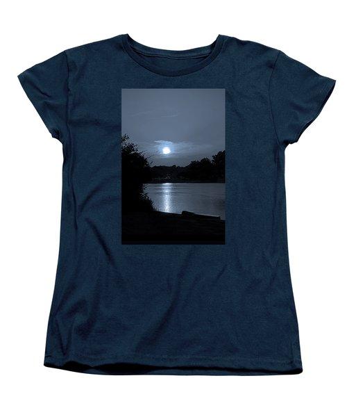Twilight Women's T-Shirt (Standard Cut) by Sue Stefanowicz