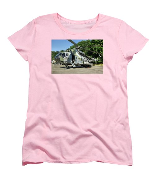 Mil Mi-17 Hip Women's T-Shirt (Standard Cut) by Tim Beach