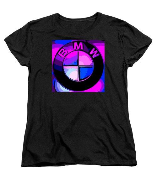 BMW Women's T-Shirt (Standard Cut) by George Pedro