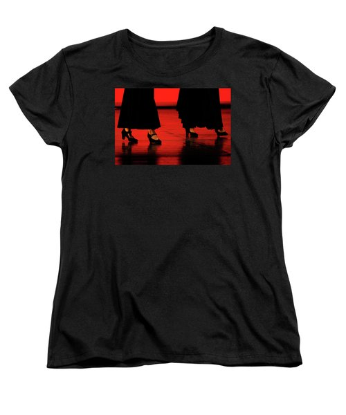 Women's T-Shirt (Standard Cut) featuring the photograph Flamenco 2 by Pedro Cardona