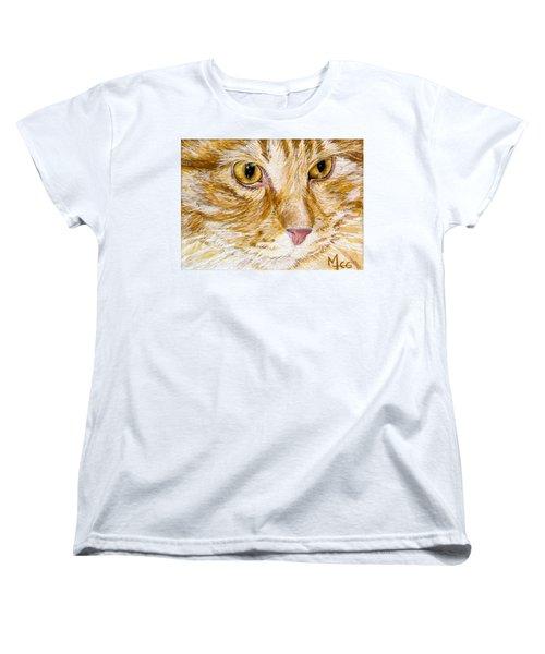 Leo Women's T-Shirt (Standard Cut) by Mary-Lee Sanders