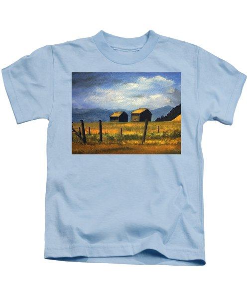 Kila Barns Kids T-Shirt