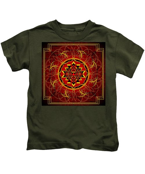 Agni 2012 Kids T-Shirt