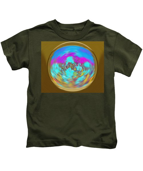 Enchanted View. Unique Art Collection Kids T-Shirt