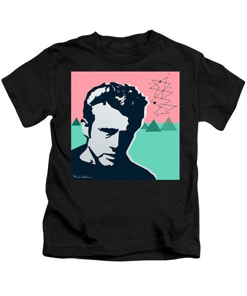 James Dean Kids T-Shirt