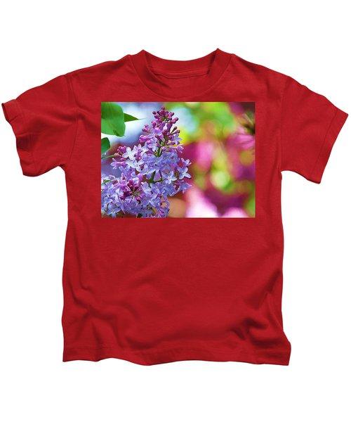 Lilacs 2012 Kids T-Shirt