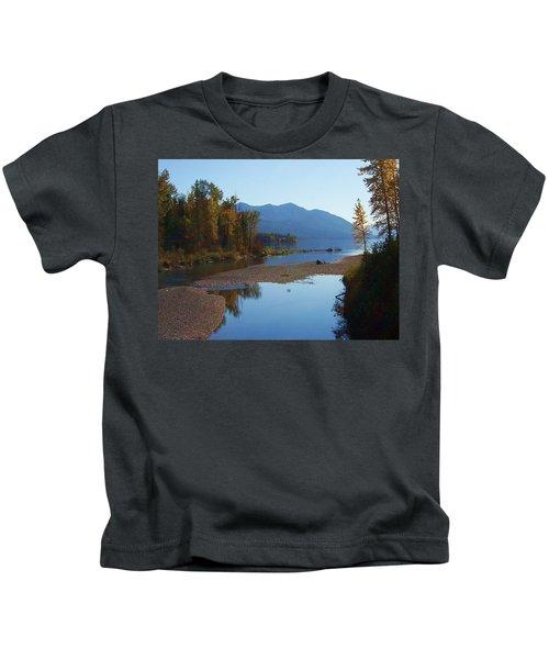 Glacier Park 11 Kids T-Shirt