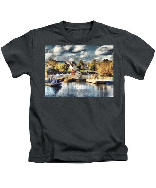 Riverview V Kids T-Shirt