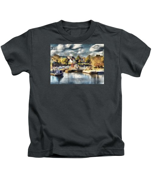 Riverview V Kids T-Shirt