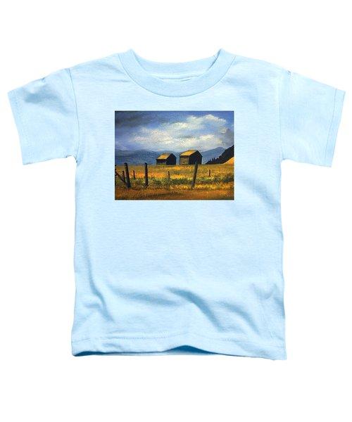 Kila Barns Toddler T-Shirt