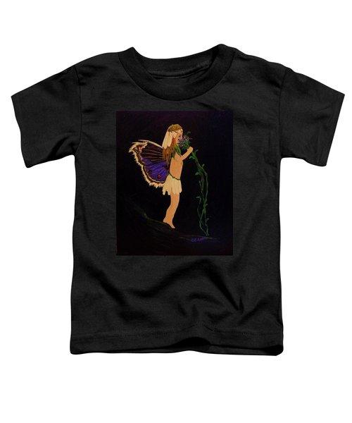 Fairy Girl Toddler T-Shirt