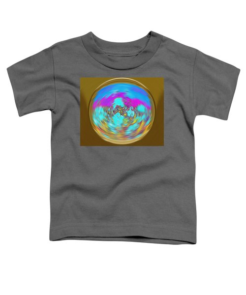 Enchanted View. Unique Art Collection Toddler T-Shirt