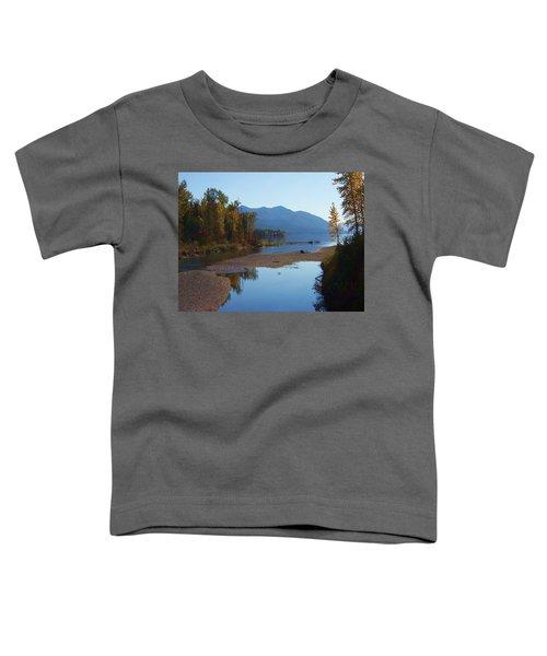 Glacier Park 11 Toddler T-Shirt