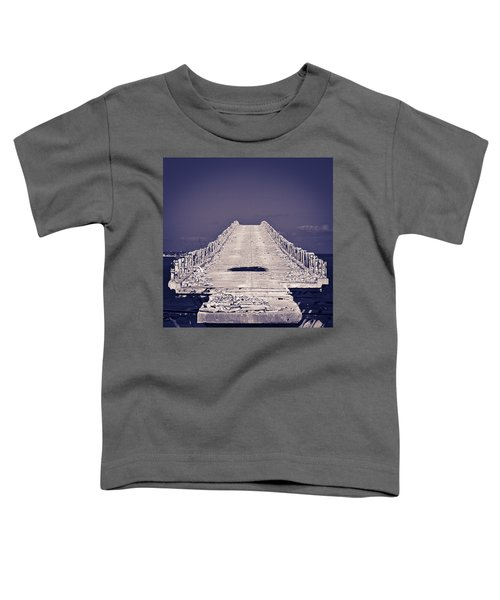 Overseas Railroad II Toddler T-Shirt