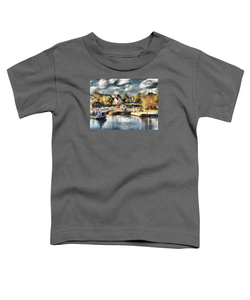 Riverview V Toddler T-Shirt