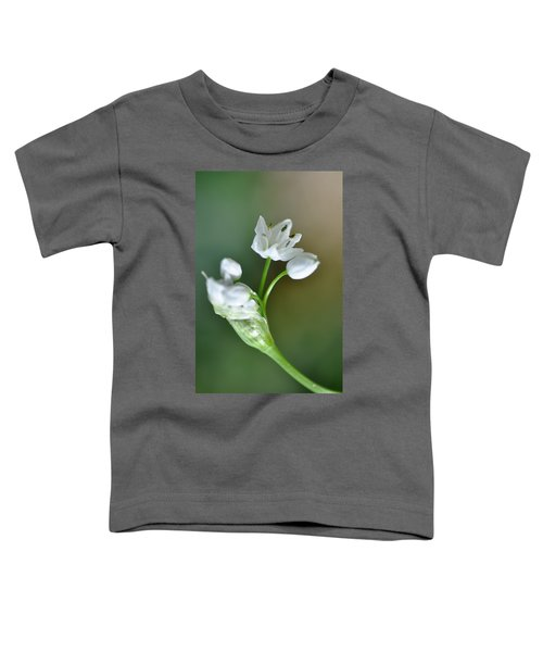 White Blossom 3 Toddler T-Shirt