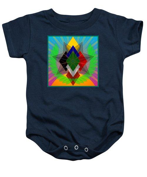 We N' De Ya Ho 2012 Baby Onesie