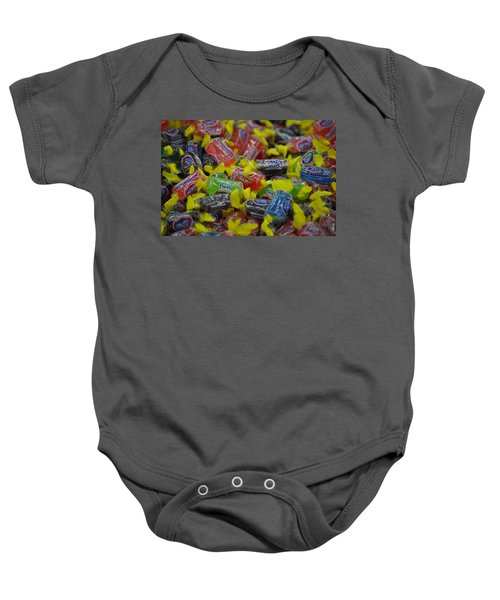 Jolly Rancher Baby Onesie