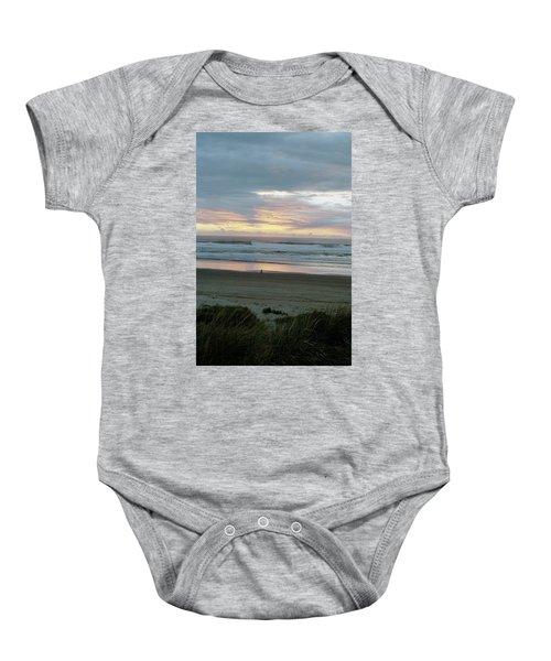 Oregon Coast 1 Baby Onesie