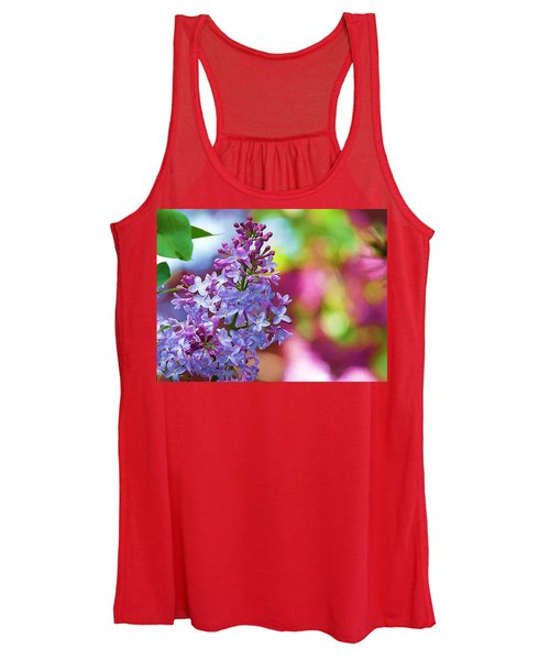 Lilacs 2012 Women's Tank Top