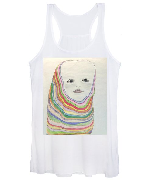 The Masks Women's Tank Top