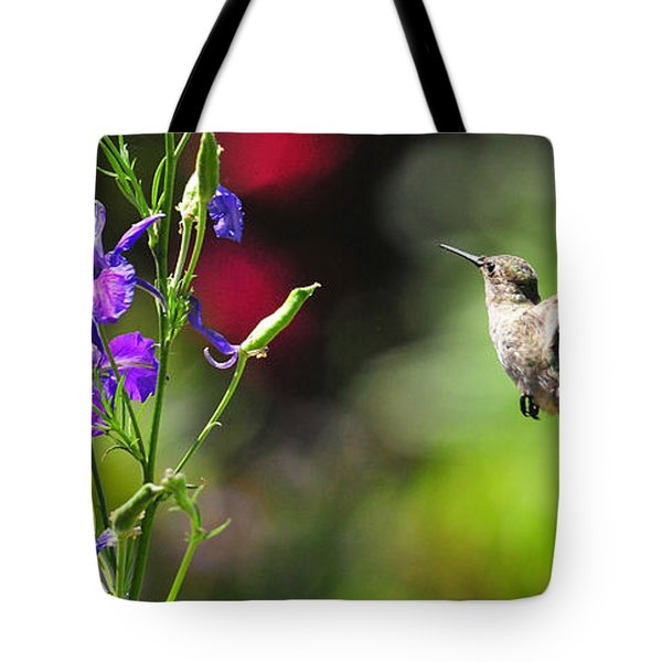 Going Home Tote Bag by Lynn Bauer