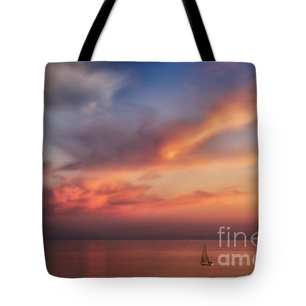 Good Morning Cape Cod Tote Bag by Susan Candelario