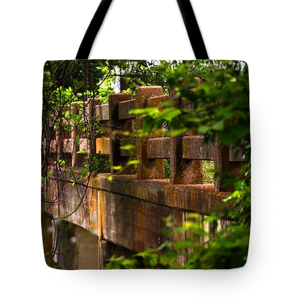 Old Joshua Highway Tote Bag
