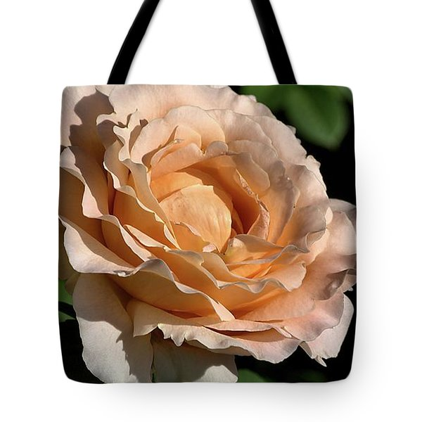Tote Bag featuring the photograph Orange Rose by Joy Watson