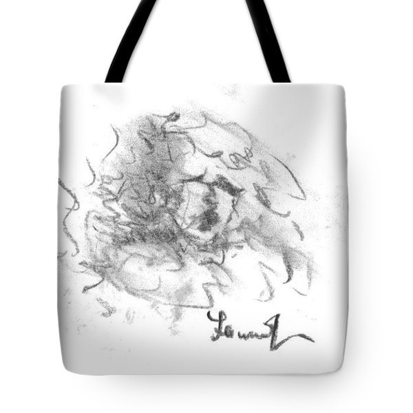Question Of The Heart Tote Bag by Laurie L