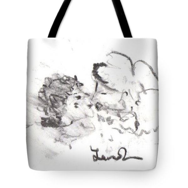 Timeless Love Tote Bag by Laurie L