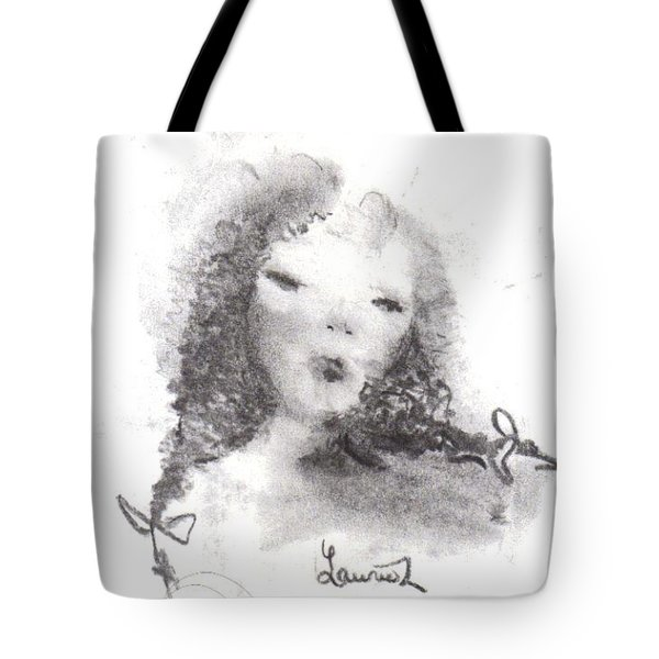 Yesterday Tote Bag by Laurie L