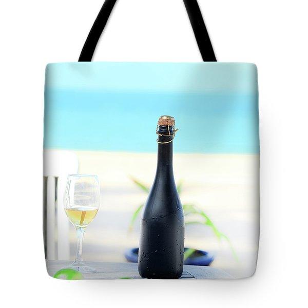 Wine  Tote Bag by MotHaiBaPhoto Prints