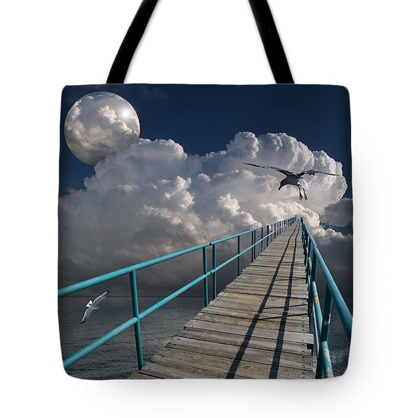 Tote Bag featuring the photograph 1875 by Peter Holme III
