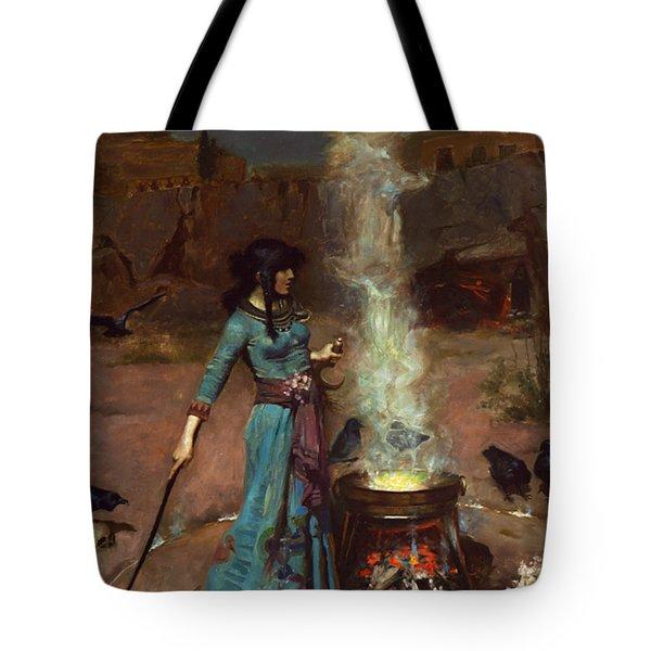 The Magic Circle Tote Bag