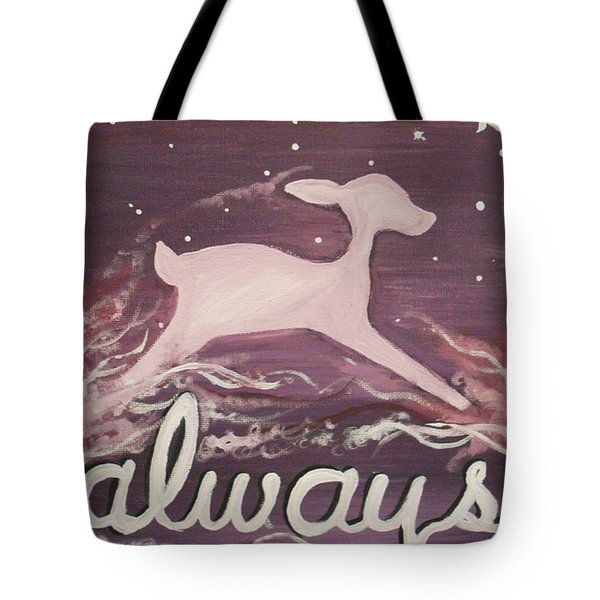 After All This Time Tote Bag by Lisa Leeman