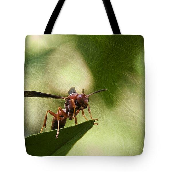 Attack Mode Tote Bag