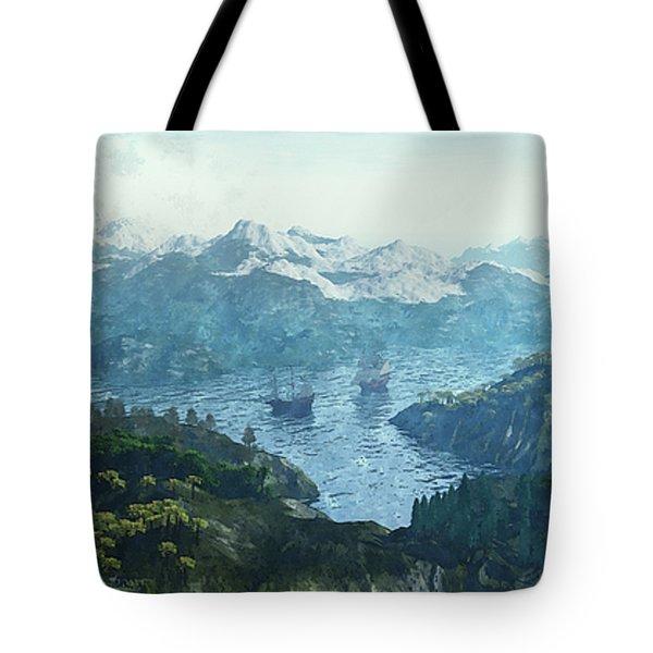 Beautiful Nature Tote Bag by Jutta Maria Pusl