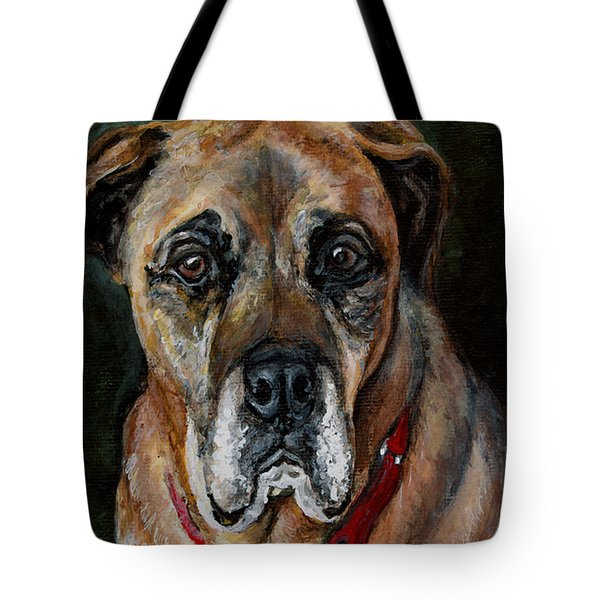 Boo For Dogtown Tote Bag
