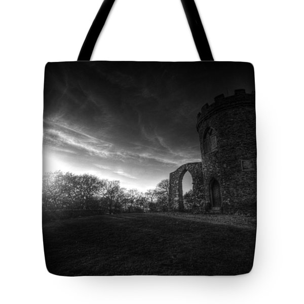 Bradgate Park At Dusk Tote Bag
