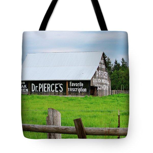 Dr Pierce' Barn 110514.109c1 Tote Bag